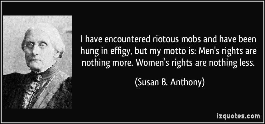 Women's Rights Quotes Alluring Why Womens Rights Arent Just For International Womens Day  Women