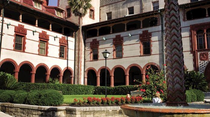 Hilton Garden Inn St. Augustine Beach Hotel, FL   Flagler College