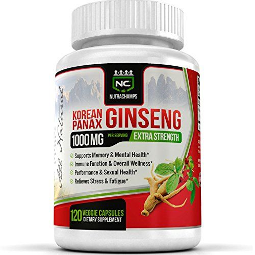 What is the best ginseng for sexual health