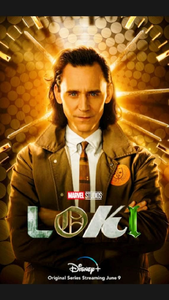 Loki series New posters!!💚