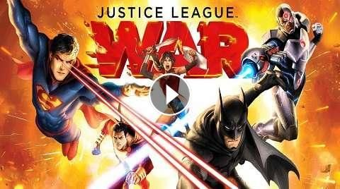 Justice League War 2014 Liga Dreptatii Razboi Film Animat Online
