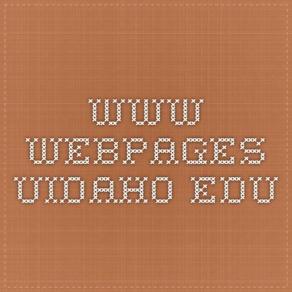 www.webpages.uidaho.edu