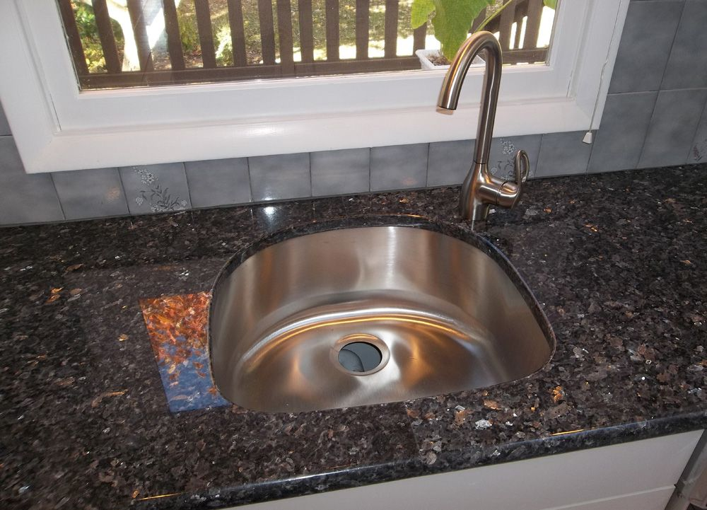 Facebook Twitter Google Pinterest Stumbleupon Email Undermount Sink Sink Granite Composite Sinks