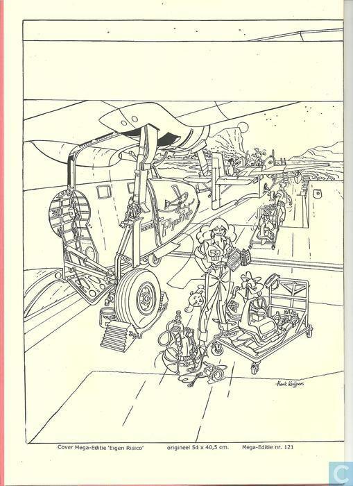Comic Book - Franka - De Mega Editie II