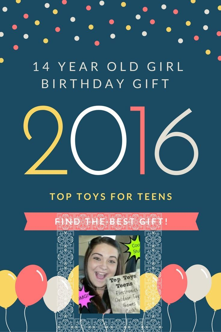 14 Year Old Girl Birthday Gift Gifts For Girls