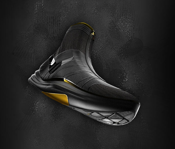 Nike Flyknit LunarBall concept - Florent Baheux