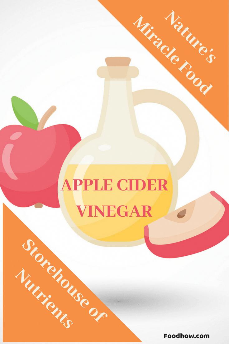 Apple cider vinegar good for blood sugar