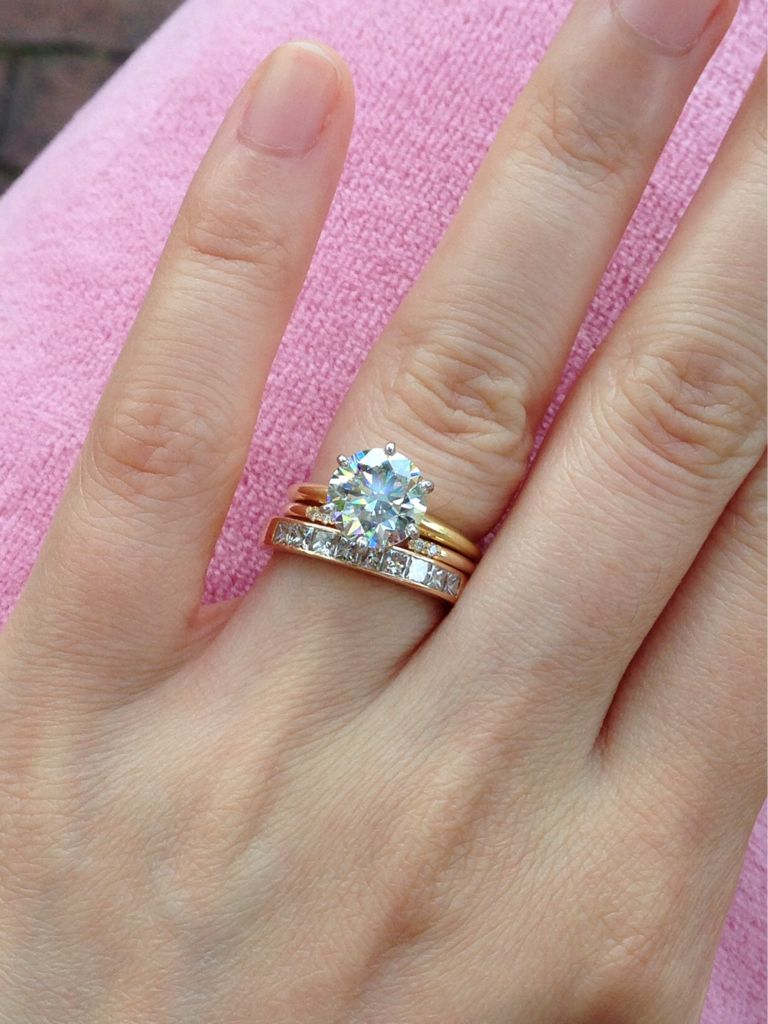Engagement Rings What Does Yours Look Like Open Ring Wedding Wedding Ring Bands Ring Spacer