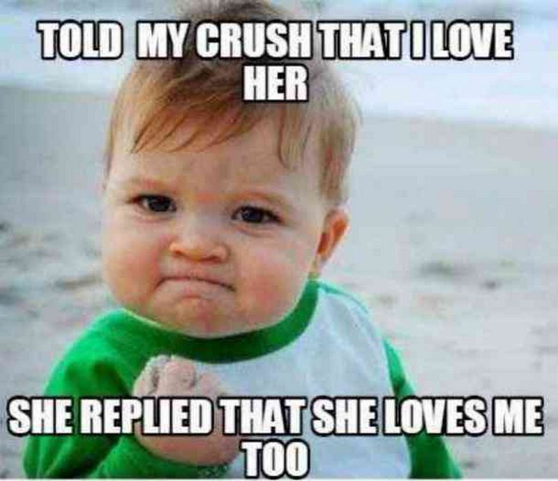 101 Funny I Love You Memes To Share With People You Like Cute I Love You Love You Meme Funny Crush Memes