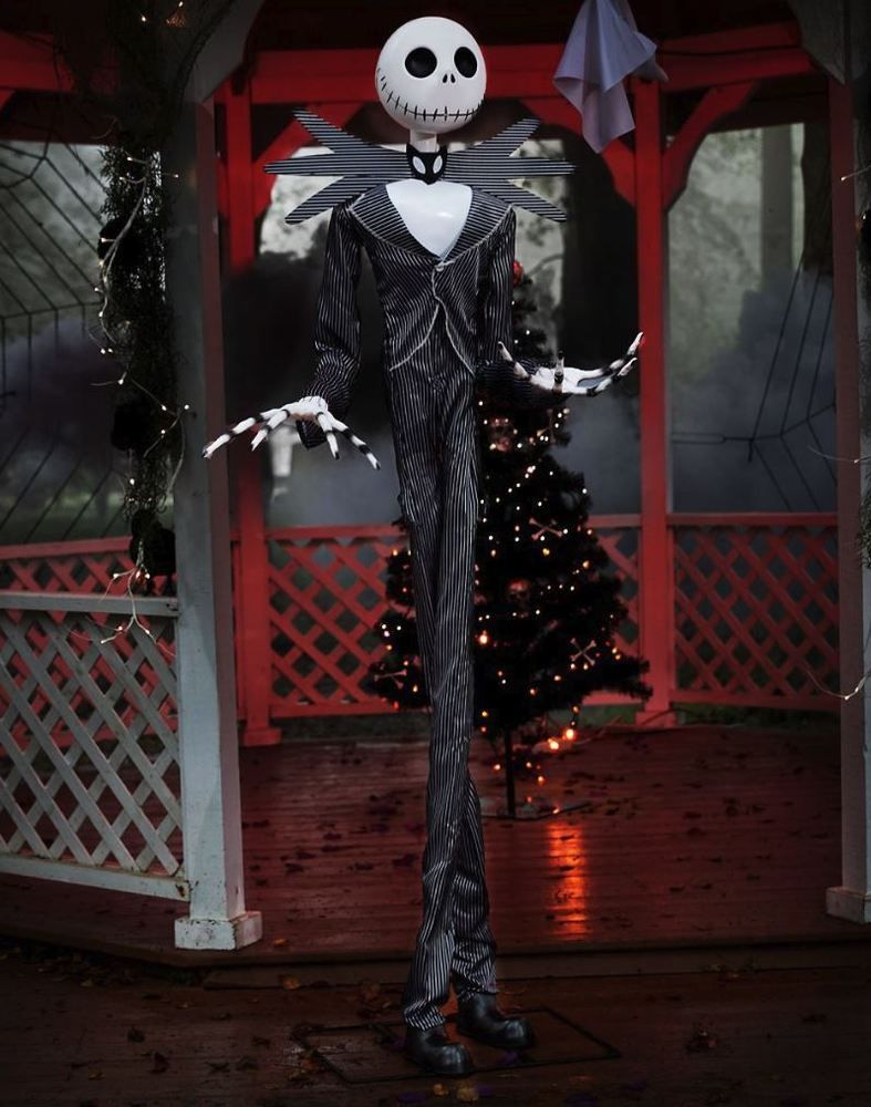 Details about Nightmare Before Christmas 6 Ft Jack