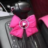 #Bow #Car #décoration #Gear #Handbrake #hot - Off-road vehicles, luxur