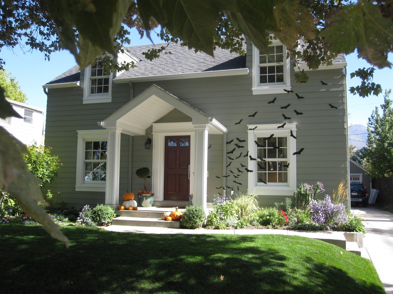 Sherwin Williams Dorian Gray Paint Colors Pinterest Gray Exterior Paint Colors And