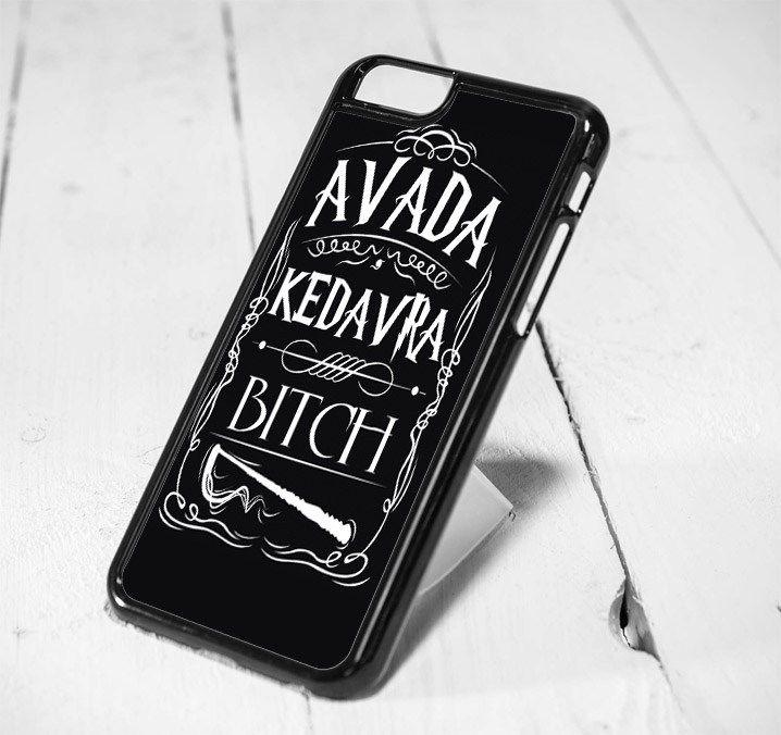 Avada Kedrava Harry Potter Spell Protective iPhone 6 Case, iPhone ...
