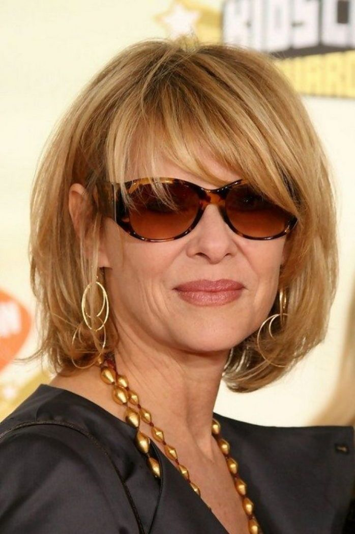 30+ Best Youthful Hairstyles For Women Over 50 To Look Cuter #hairstylesforthinhairfine