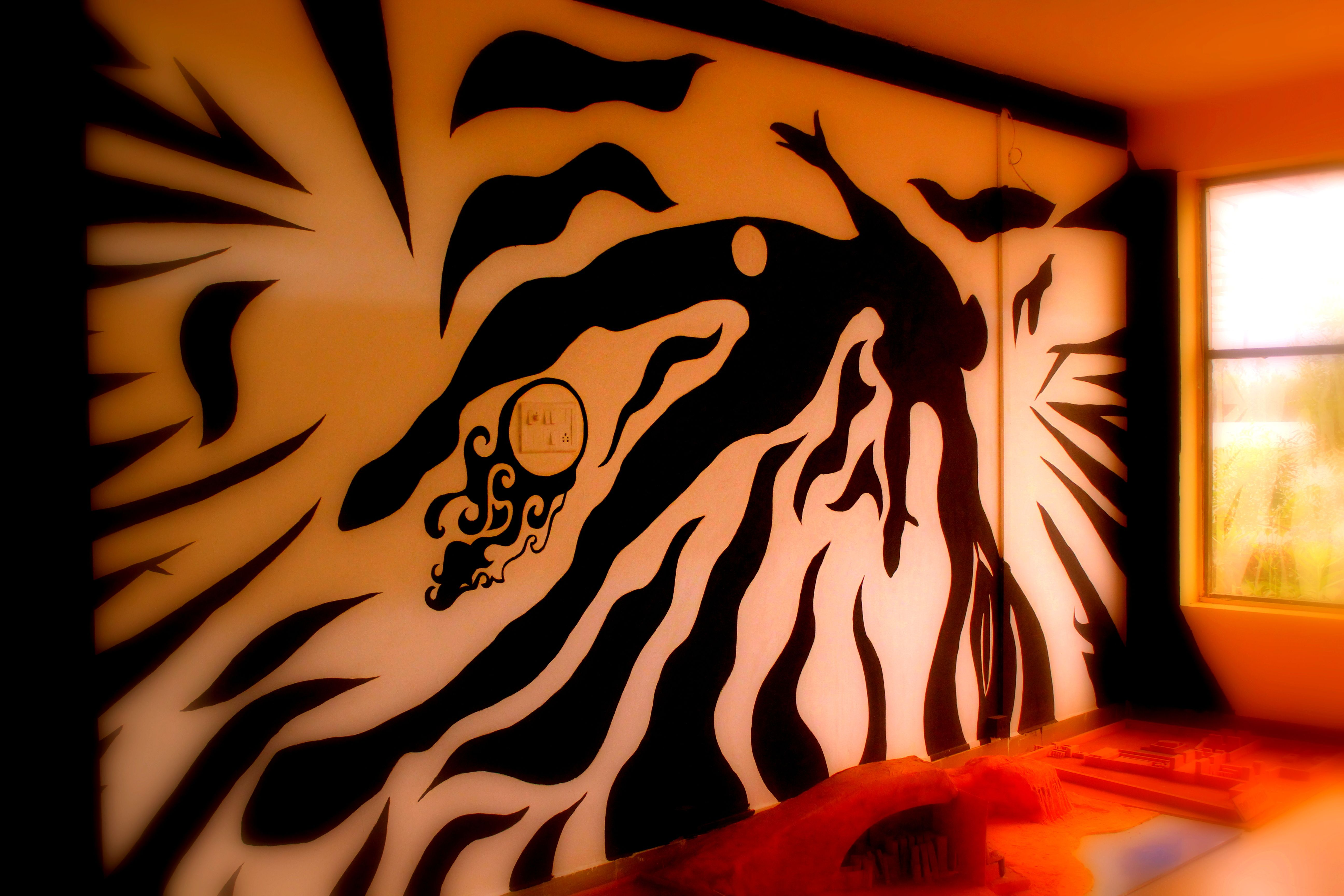 The Wall Mural, Creative work, Home decor decals