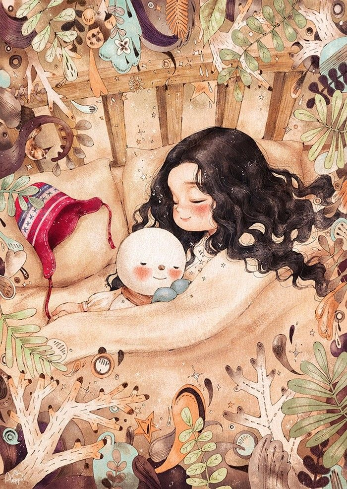 Image in The Diary Of A Forest Girl collection by Naty