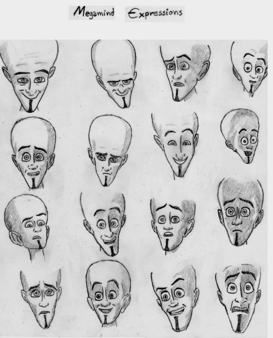 Megamind concept art. | Animation styles | Pinterest | Art ...