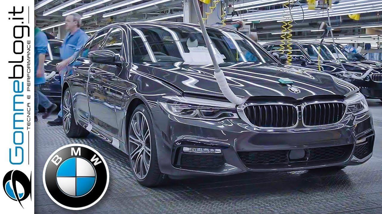 2020 Bmw 5 Serisi Uretim Alman Otomobil Fabrikasi In 2020 Bmw New Cars Bmw 5 Series Bmw