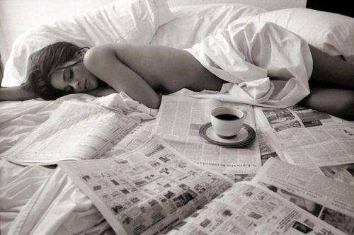 Laiskat aamut...<3