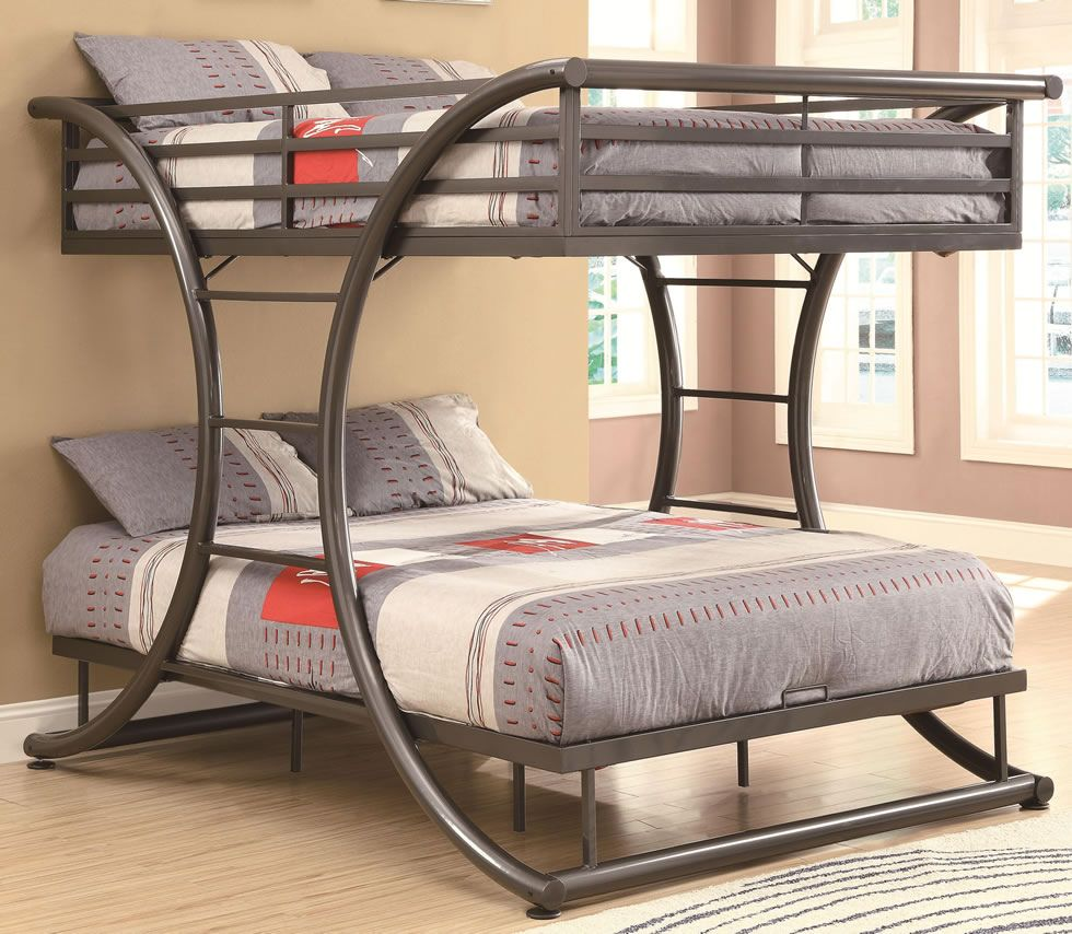 Full Size Metal Bunk Beds - Modern Interior Paint Colors Check more