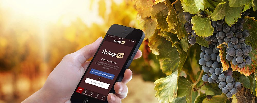 Popular App Showing Corkage Fees at Restaurants Gets a Lift #wine #corkage #winetasting #wineeducation