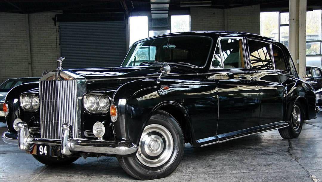 1970 Rolls-Royce Phantom V - Old cars of the 20th century ...