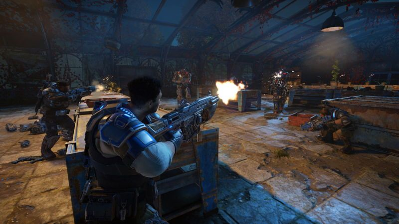 How To Get Gears Of War 4 For Pc