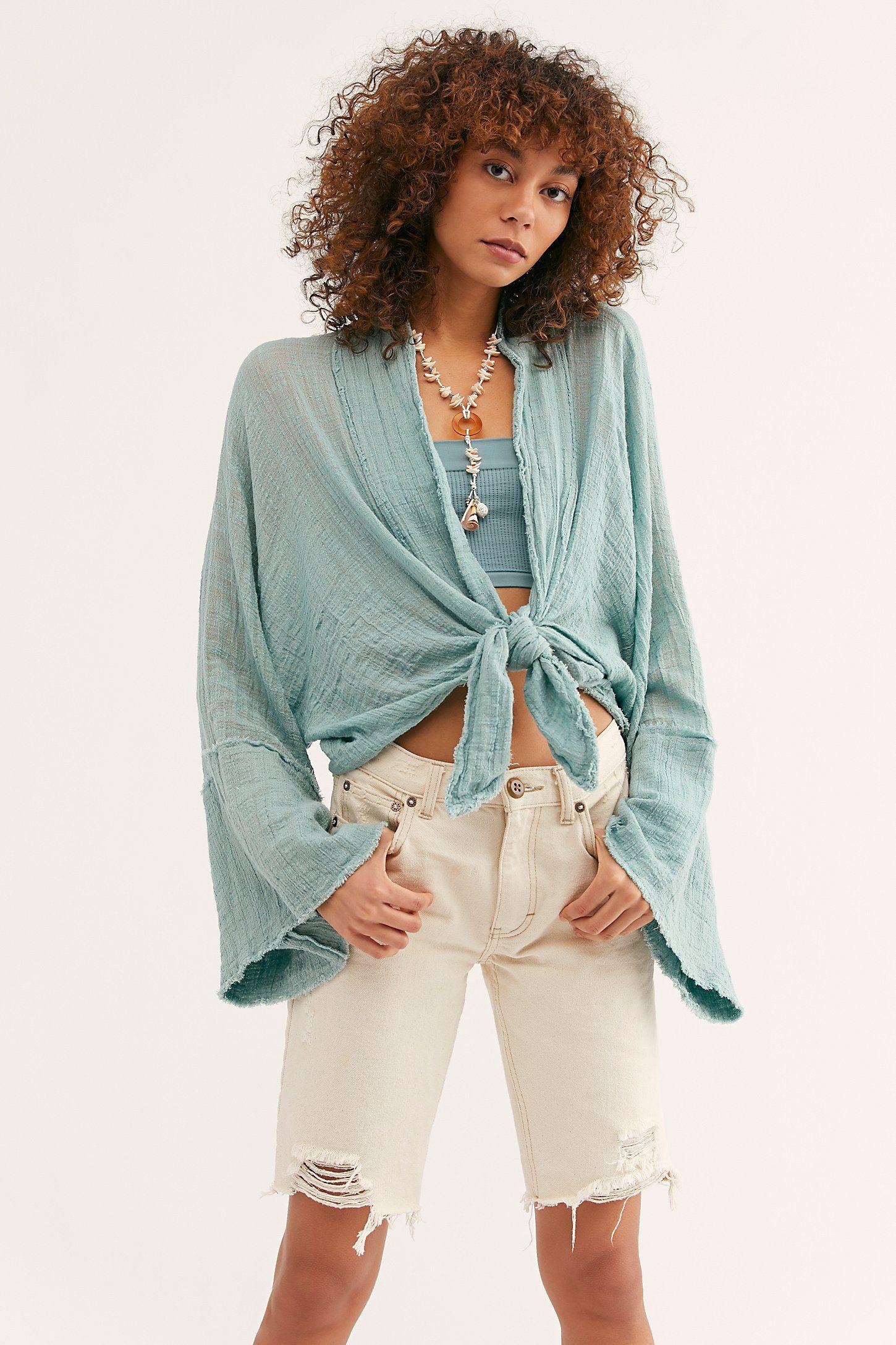 Slide View 2: FP One Azalea Kimono | Kimono style tops