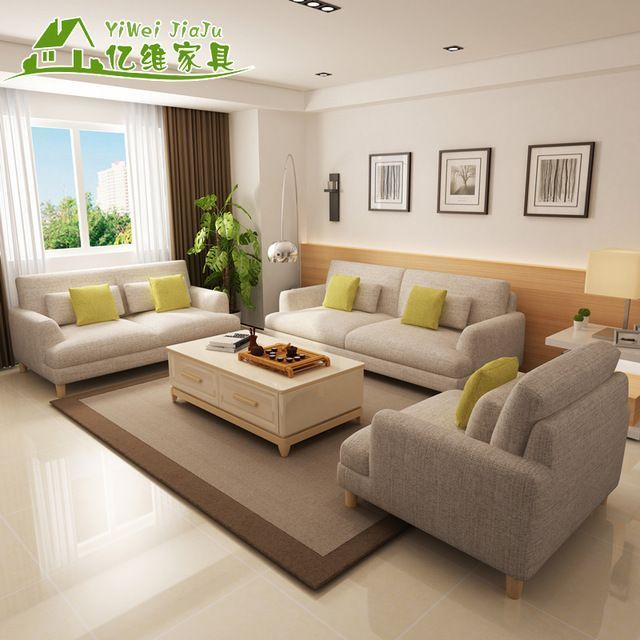 Tienda Online Muebles De Sala Modernos Sofas Seccionales De Tela En Forma De L S In 2020 Modern Furniture Living Room Living Room Sofa Design Buy Living Room Furniture