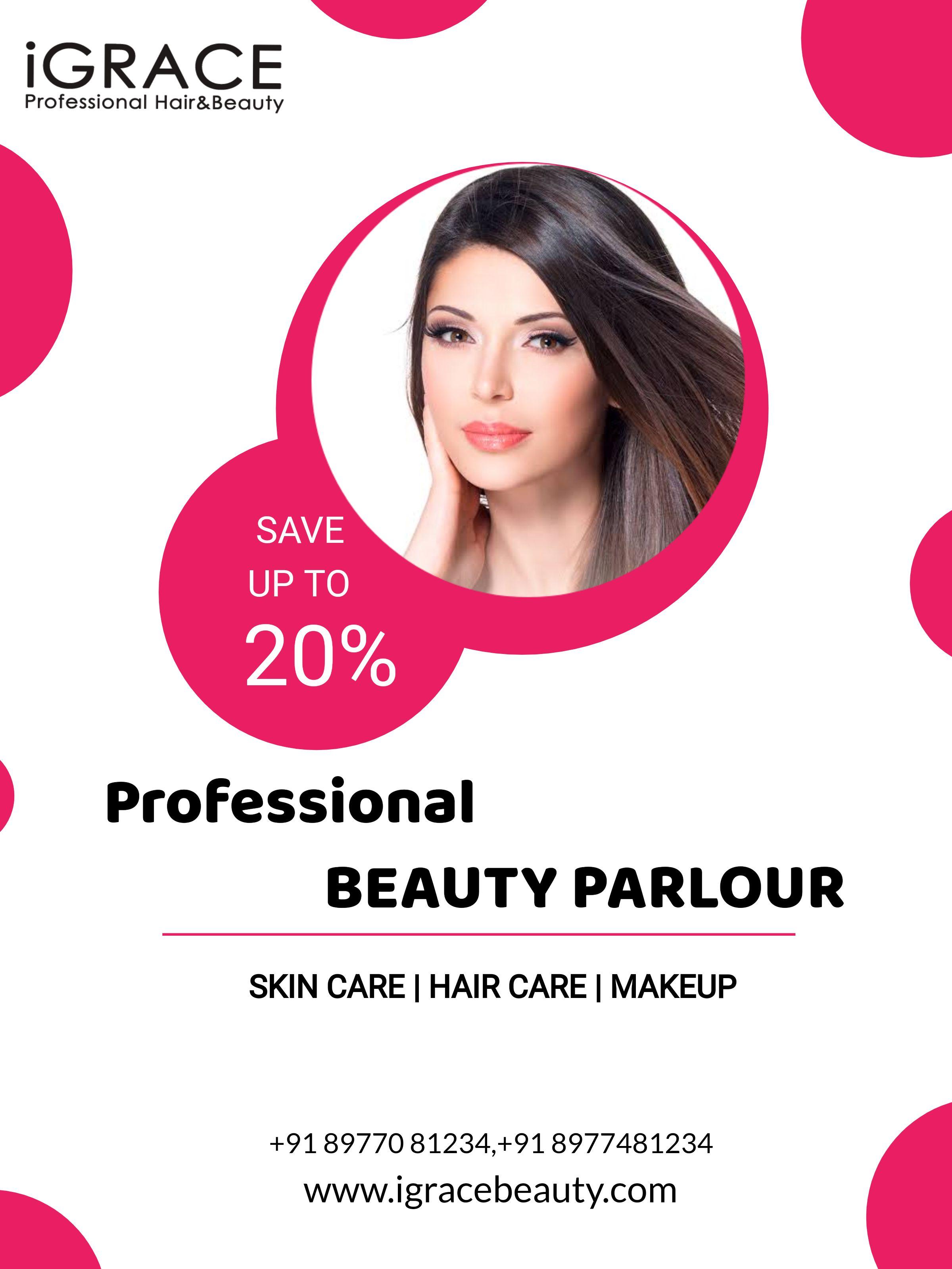 Beauty Parlour Services In Vizag Bridal Makeup Services Best Makeup Products Makeup Services