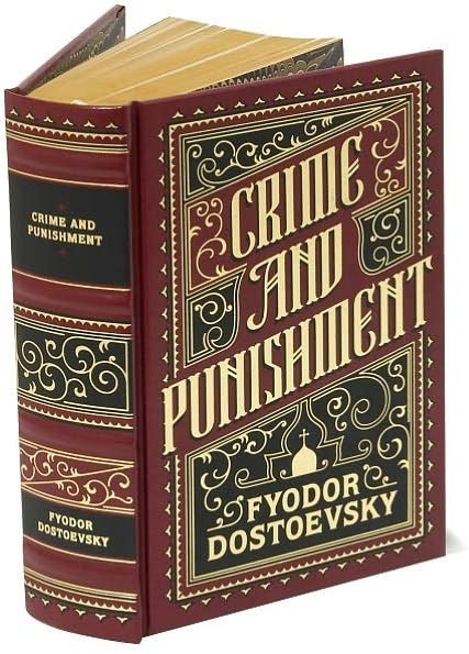Crime And Punishment Classic Books Dostoyevsky Barnes And Noble