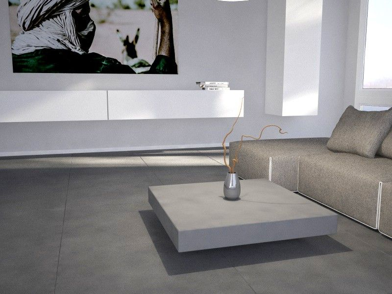 Wandplanken Van Beton : Beton couchtisch tavolino arrangio betont unsere