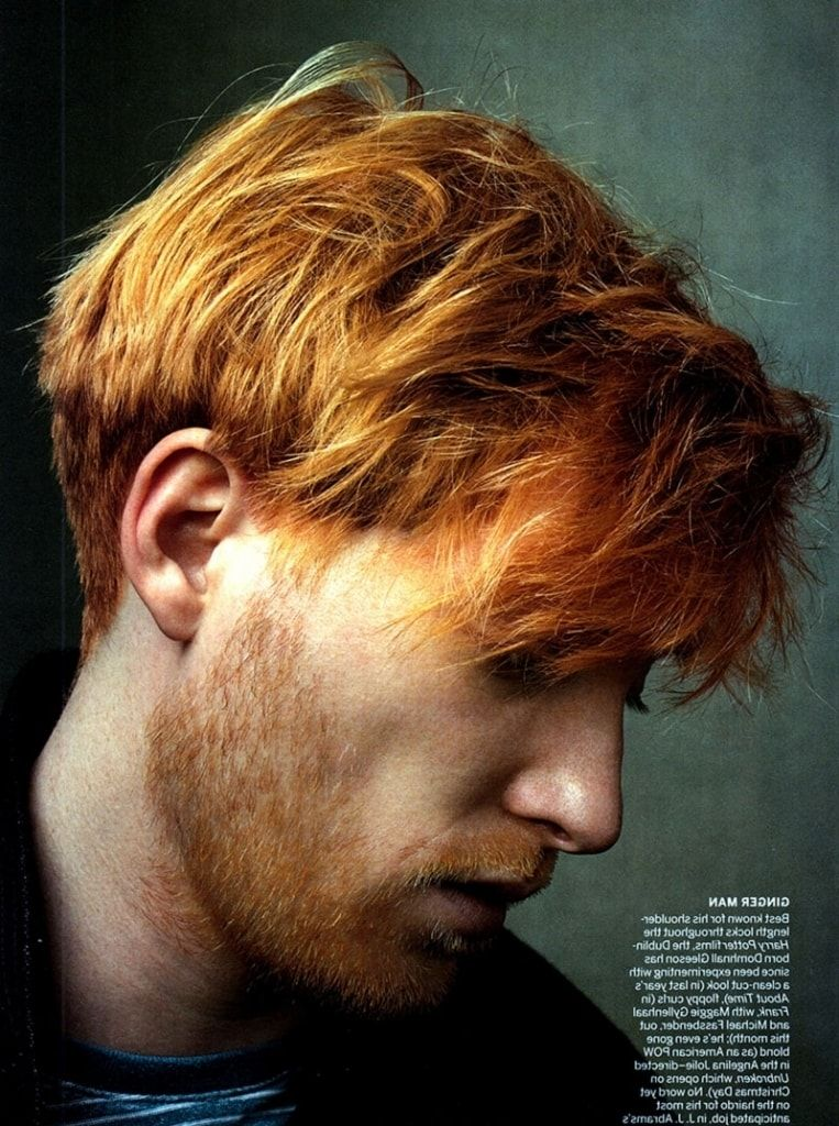 25 Amazing Redhead Styles That Any Guy Can Pull Off Blonde Guys