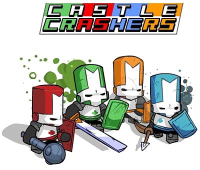 Castle Crashers Castle Crashers Green Knight Castle