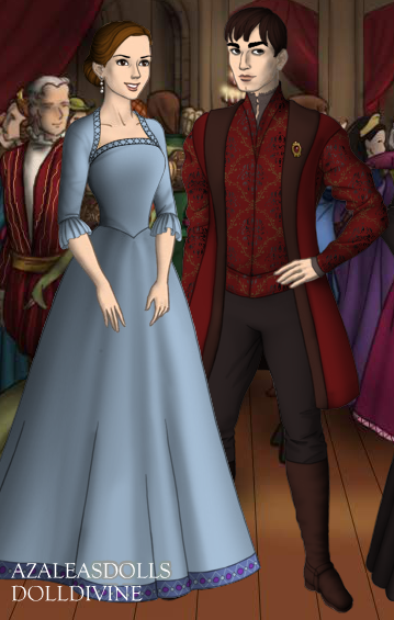 Hermione Granger and Viktor Krum at the Yule Ball Krum