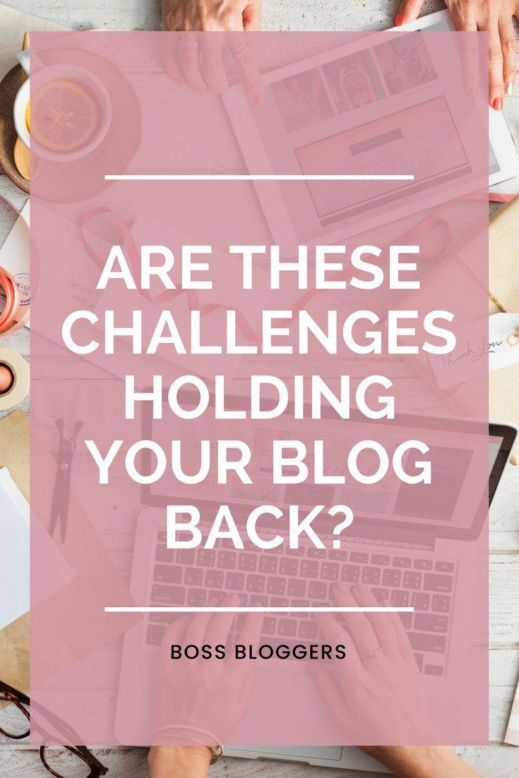 Image result for challenges of blogging