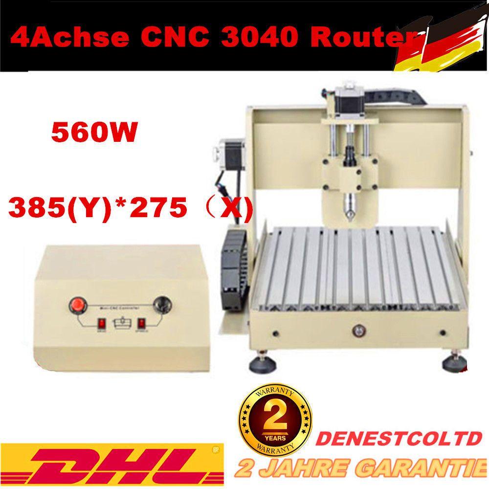 4 Achse Cnc 3040 Router Graviermaschine PortalfrÃsmaschine Bohrmaschine Engraver Kitchen Appliances Cnc Popcorn Maker