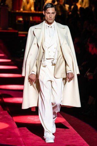 Dolce & Gabbana Fall 2019 Menswear Collection – men fasihon