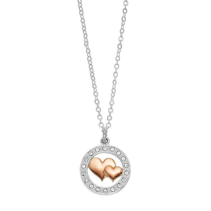 Silver expressions by larocks sisters are a gift cubic zirconia silver expressions by larocks sisters are a gift cubic zirconia heart pendant necklace aloadofball Choice Image
