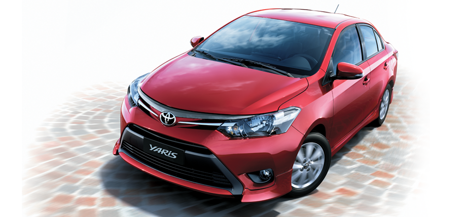 2015 Toyota Yaris Sedan Wallpapers