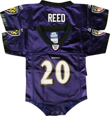 infant baltimore ravens jersey