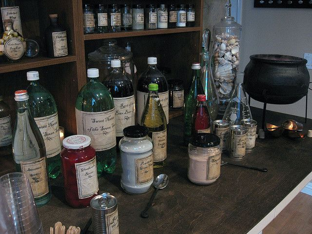 More potions ingredients | Harry Potter | Pinterest