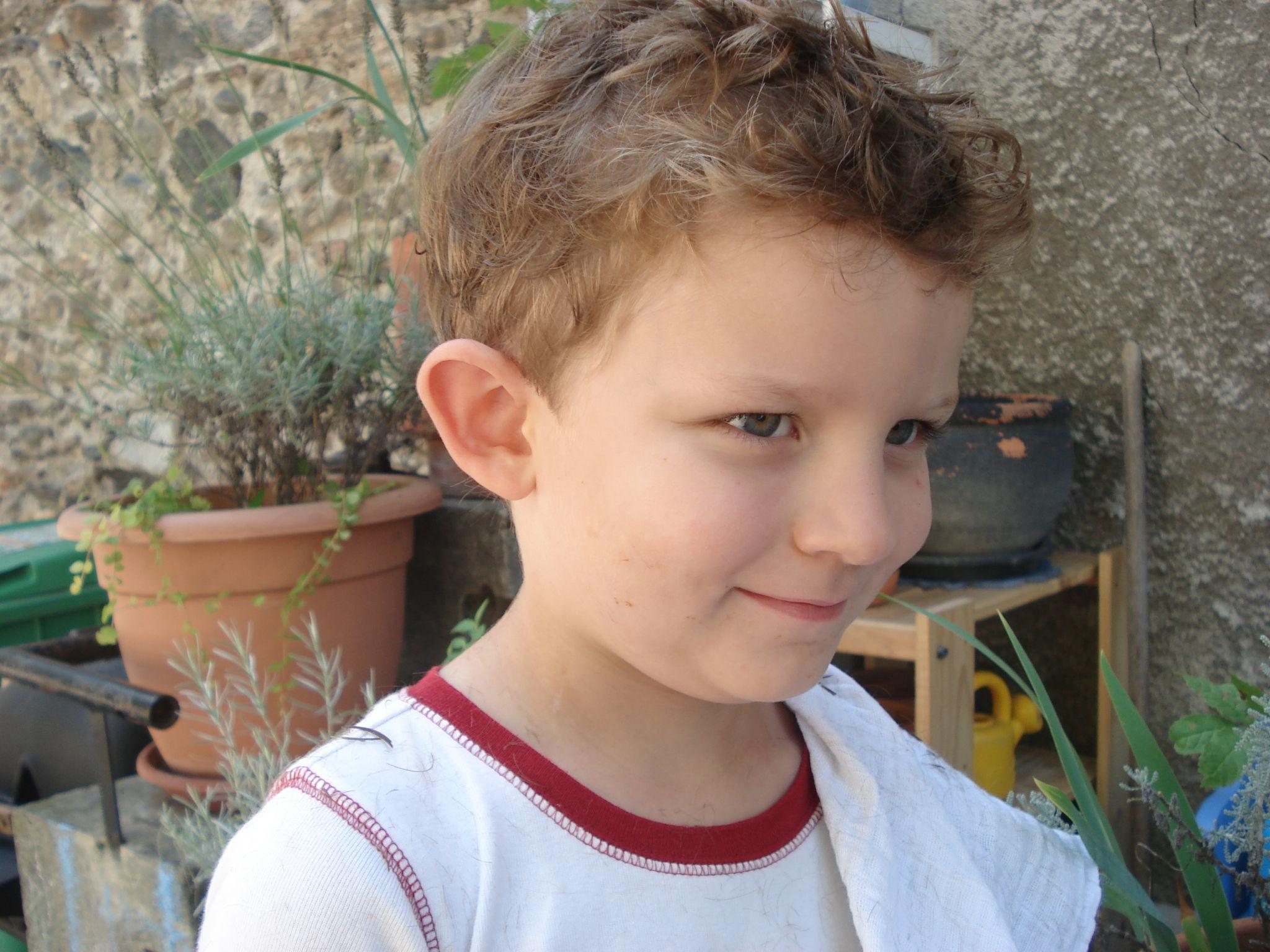 Curly Boys Haircuts Toddler How To Cut A Little Boys Hair