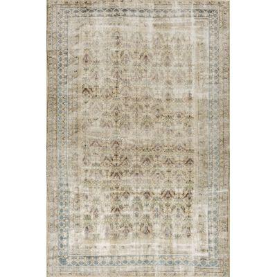 Antique  Agra Rug