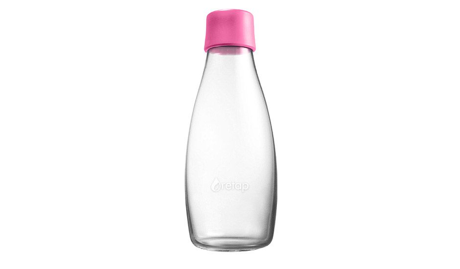 500ml Bottle - Pink by Retap #MONOQI | Summer Design