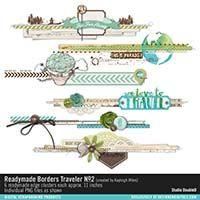 Readymade Borders: Traveler No. 02
