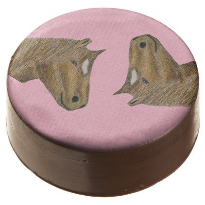 #Pony Molly Chocolate Dipped Oreo - #birthday #gifts #giftideas #present #party
