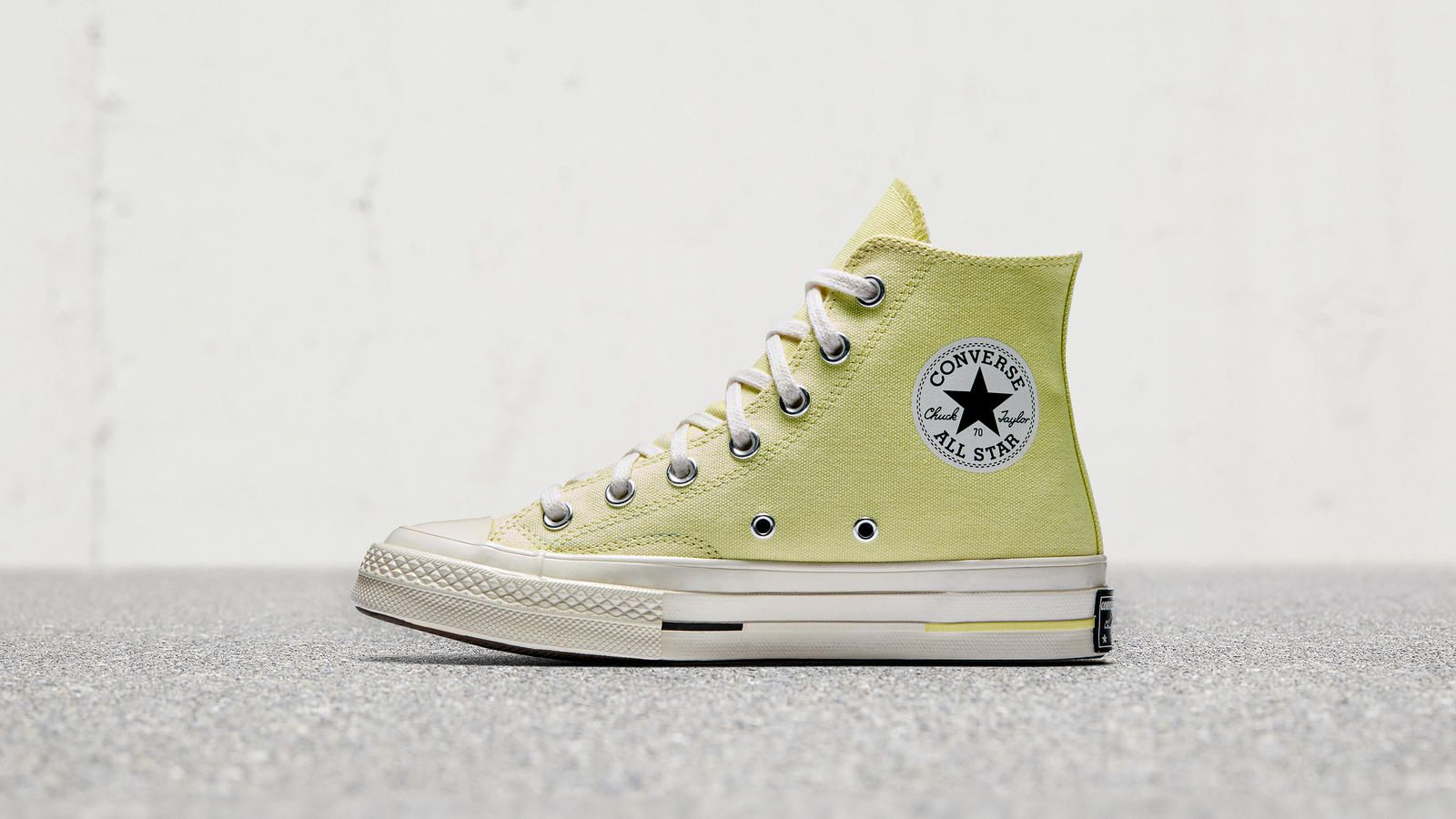Sneakers women Converse Chuck 70 Canvas Brights yellow