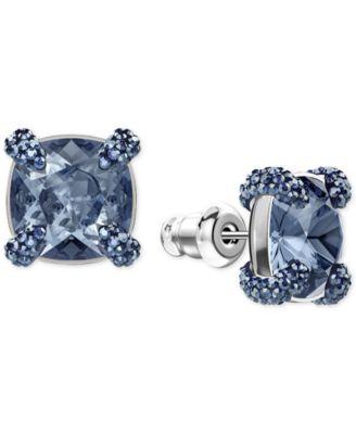 326b0edf4 Silver-Tone Crystal Stud Earrings in 2019 | Products | Earrings ...