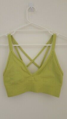 Lululemon crop top yoga sports bra Canada Size 4 Excellent Condition  #fashion #...  Lululemon crop top yoga sports bra Canada Size 4 Excellent Condition  #fashion #clothing #shoes #ac #bra #canada #condition #Crop #excellent #Fashion #Lululemon #Size #sports #Top #Yoga